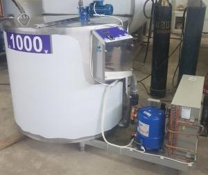 Охладители молока открытого типа