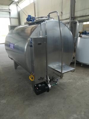 Охладители молока закрытого типа ОМЗТ